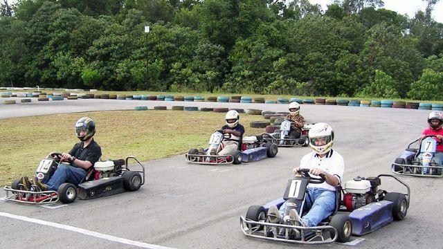 小型赛车公园门票,民丹岛小型赛车公园攻略/地址/图片