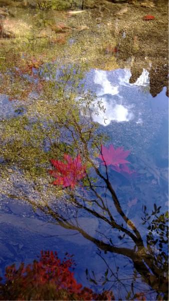 老边沟水彩风景画步骤图