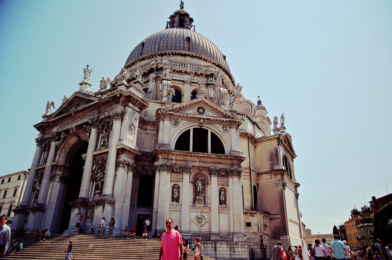 安康圣母教堂  Basilica di Santa Maria della Salute   -1