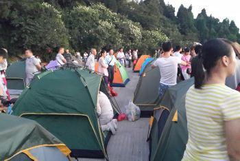 衡山南岳v攻略攻略,搭帐篷上祝融峰观景台看夕哈尔滨万达密室逃脱攻略图片