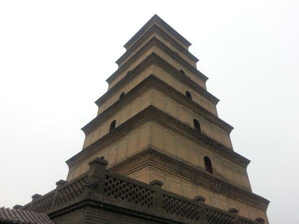 还设有古塔常识及中国名塔照片展