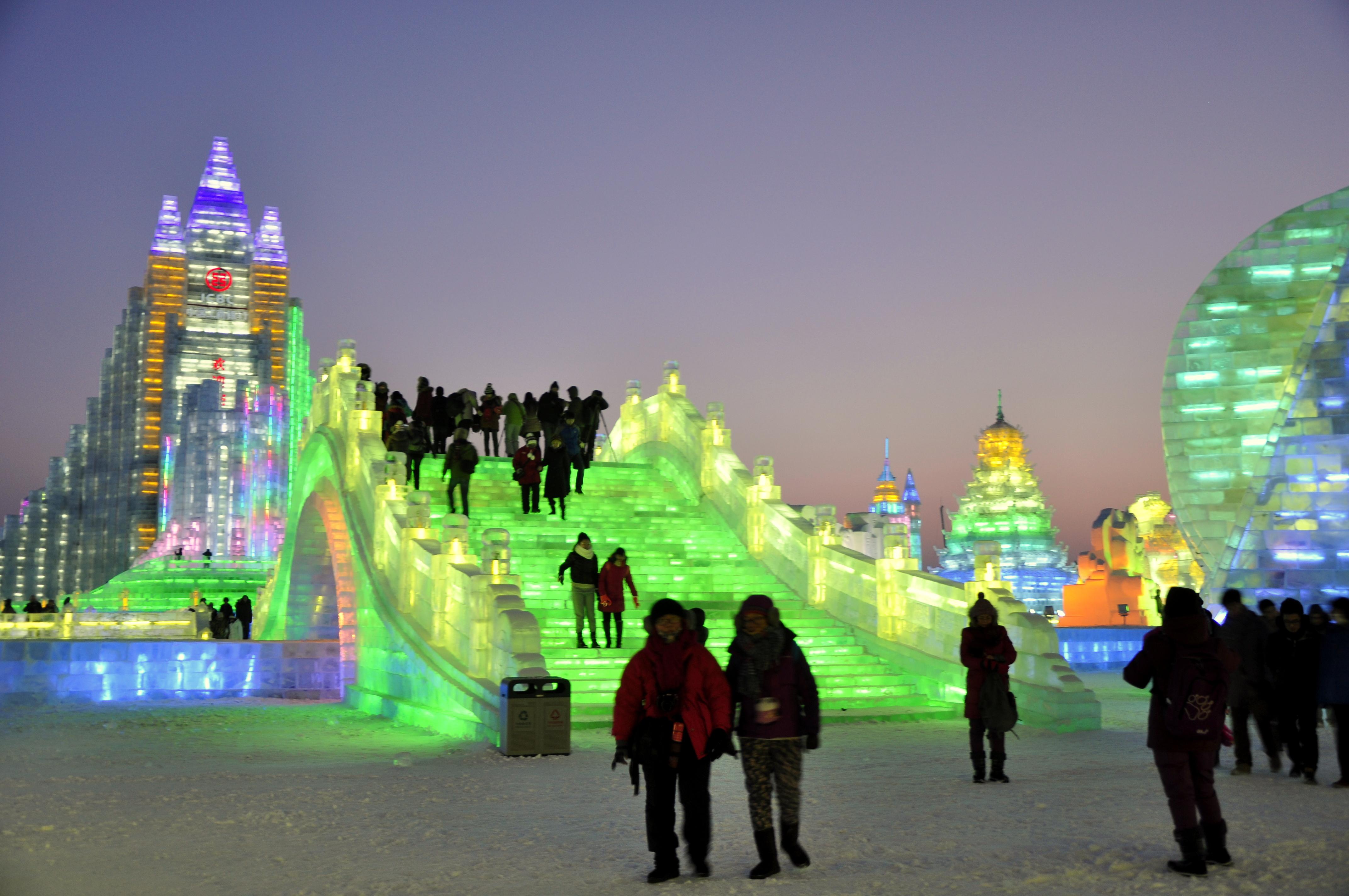 东北深度游(哈尔滨)