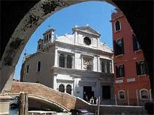 圣乔治信众会会堂  Scuola San Giorgio degli Schiavoni   -3