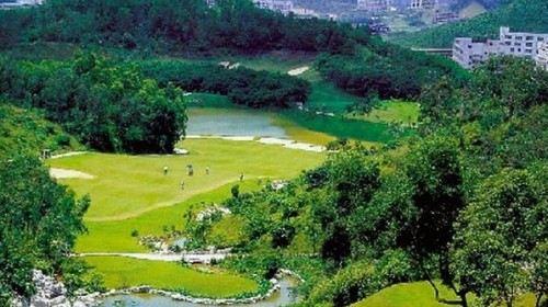 龙岗公众高尔夫球场