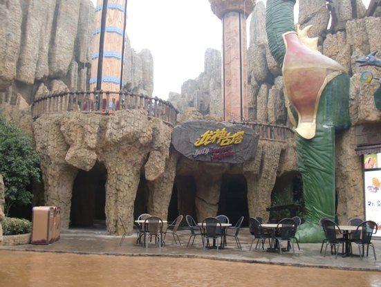 常州恐龙谷温泉,中华恐龙园自助游