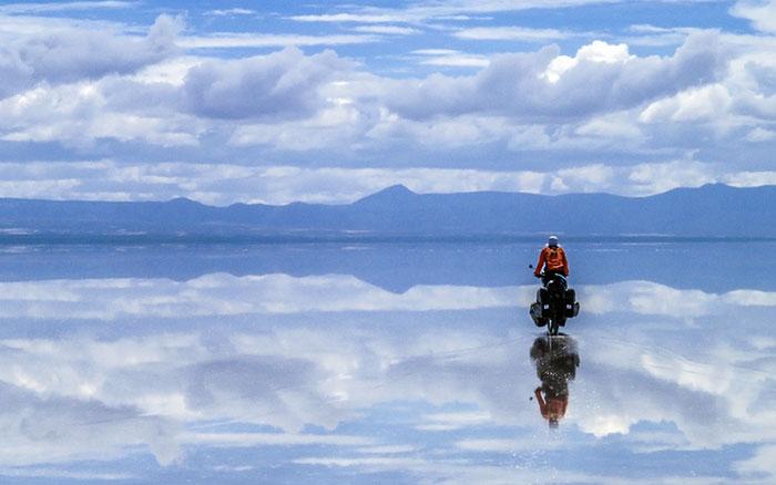 烏尤尼鹽湖  Uyuni Salt Flat   -1