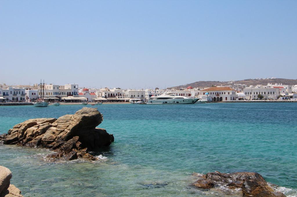 希腊米克诺斯岛印记之风景篇
