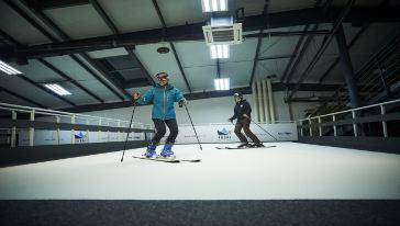 雪乐山室内滑雪(回龙观店)