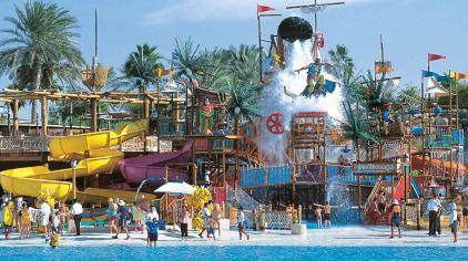 迪拜疯狂维迪水上乐园 (3)