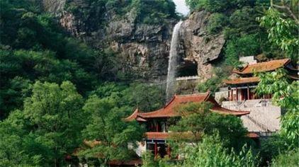 桐柏山淮源风景区 (8)