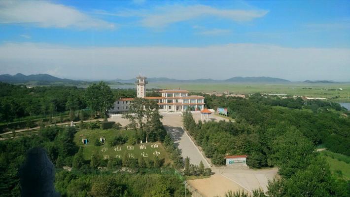 2016-07-19 渾春防川風景區                                 琿春
