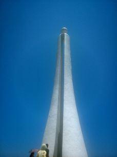 北回归线纪念碑-嘉义市-ZYF太阳神