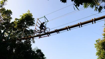 飞跃亚龙湾雨林 (3)