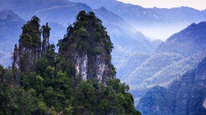 柴埠溪大峡谷 (7)