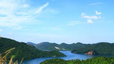 三清湖风景区