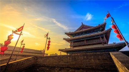 环壁城垣,梦影瓮中武韵