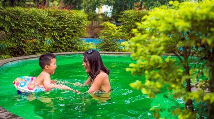 14欢乐戏水