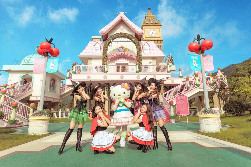 安吉杭州 Hello Kitty 樂園一日遊