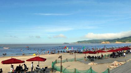 基湖沙滩 (2)