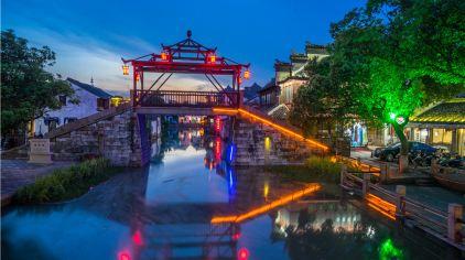 夜同里 泰来桥