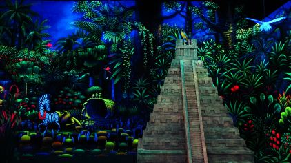 魔法夜光城-神秘森林主题区03