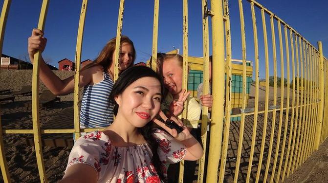比远方更远,贝加尔湖畔---东俄自驾九日谈