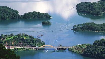 流溪河国家森林公园 (1)