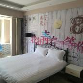青島8090主題公寓
