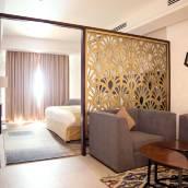 市中心公寓酒店
