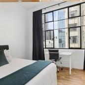 中心商業區翻新公寓酒店 - 都會管家酒店