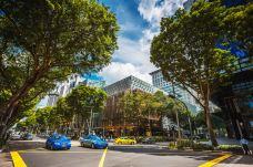 新加坡街头-新加坡-谢多盛