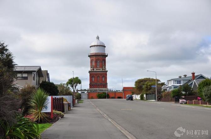 大洋洲 新西兰 南地大区 因弗卡吉尔市 - 西部落叶 - 《西部落叶》· 余文博客