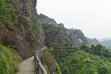 象鼻山地质公园-龙虎山-走爷