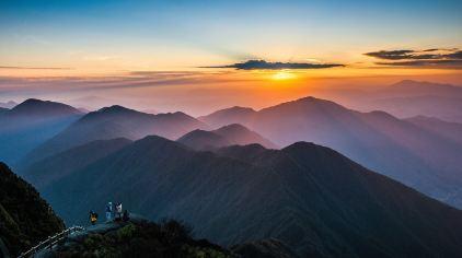 桂林猫儿山 (1)