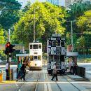 香港電車叮叮車+歌賦街+荷里活道+PMQ元創方+文武廟一日游(漫步讀中環)