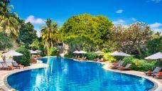 热带淡水泳池