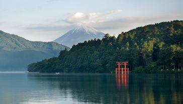 日本东京+富士山+箱根包车一日游【东京市内