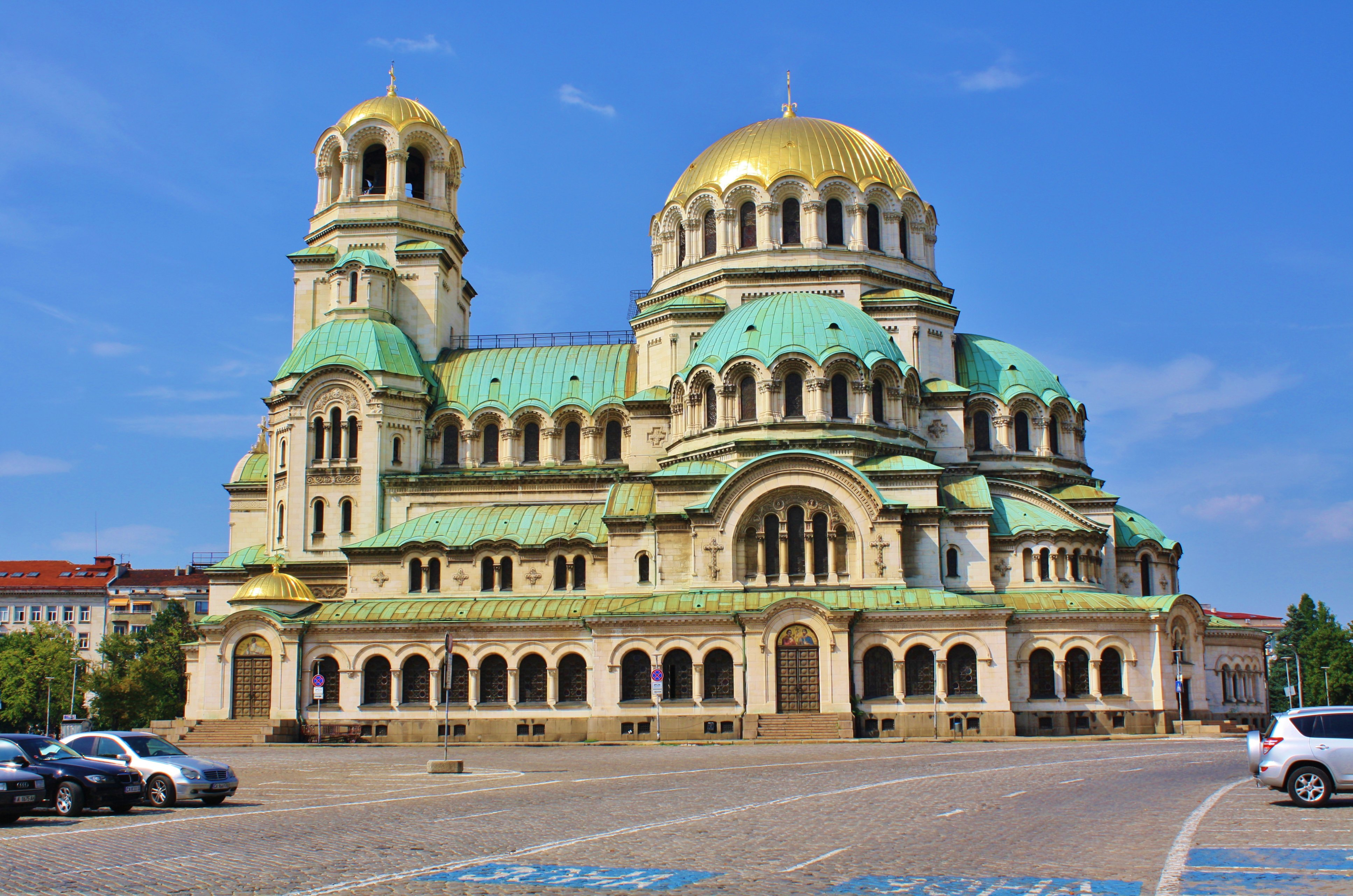 索菲婭圣索菲亞教堂  Church of Sveta Sofia   -1