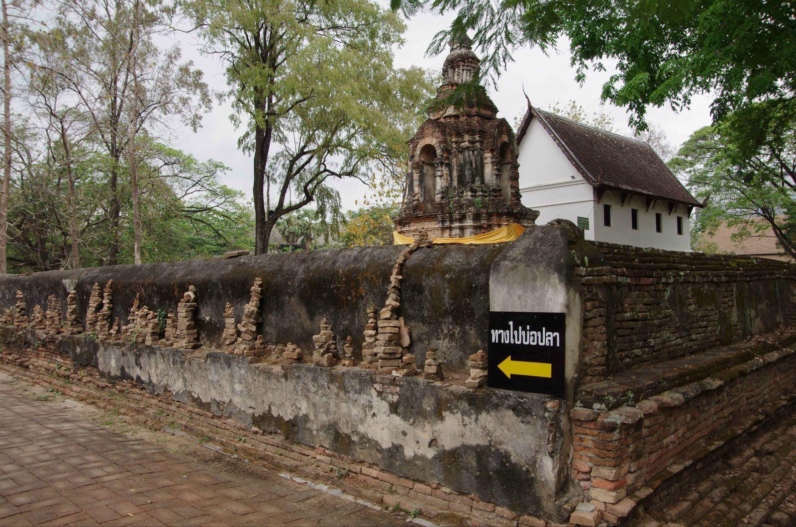 界遙寺  Wat Chet Yot   -3