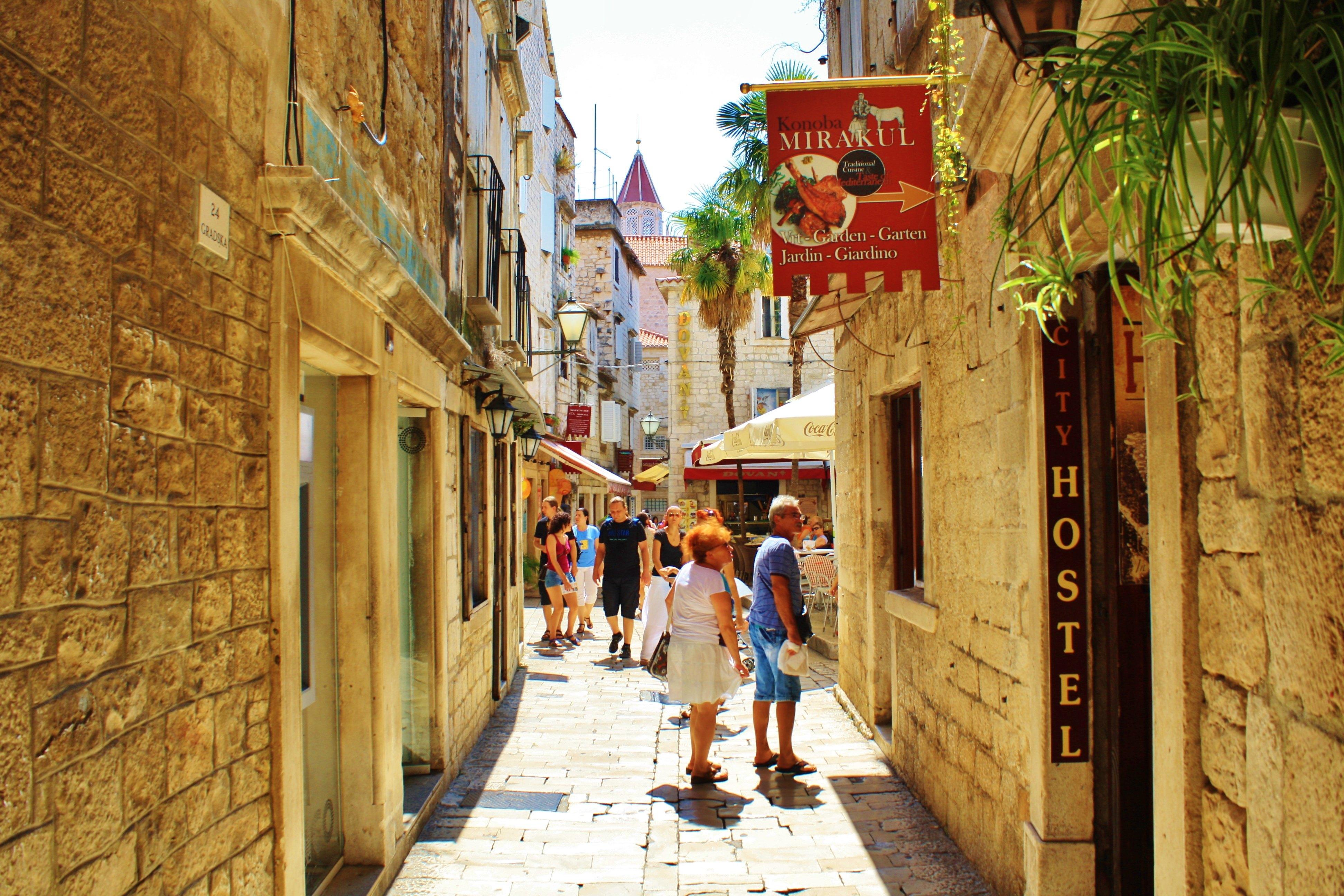 特羅吉爾老城區  Trogir Historic Site   -0