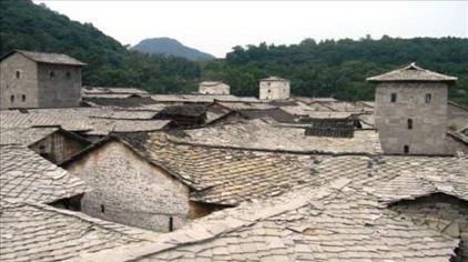 云峰屯堡本寨碉楼