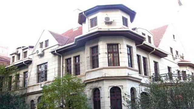 別墅八角窗戶外觀圖