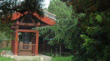 杜甫陵园2