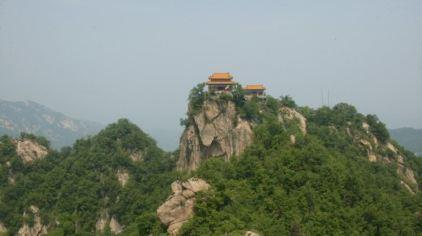 六羊山玉皇庙