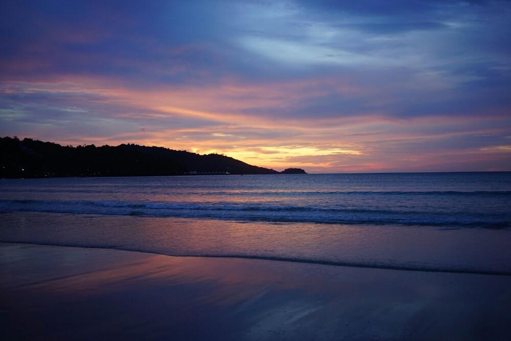 芭東海灘  Patong Beach   -4