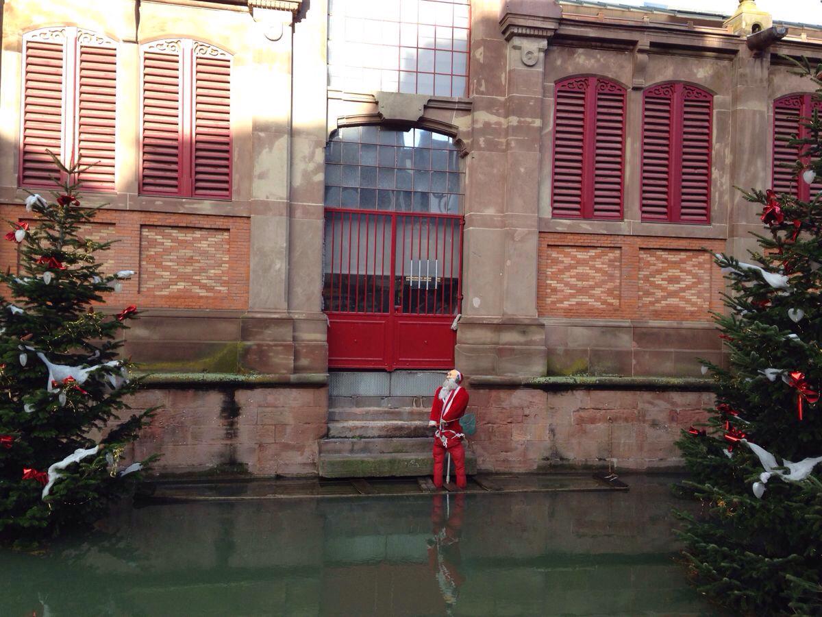 strasbourg欧洲最大圣诞集市,colmar小威尼斯