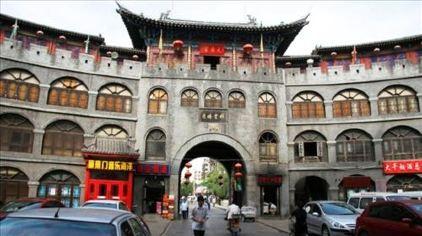 丽景门城门