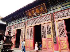 大殿-归元禅寺-武汉-皮牙子